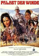 """The Far Pavilions"" - German Movie Poster (xs thumbnail)"
