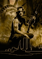 Escape From New York - Hungarian Movie Poster (xs thumbnail)