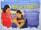 Marius et Jeannette - British Movie Poster (xs thumbnail)