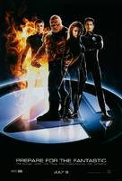Fantastic Four - Advance movie poster (xs thumbnail)
