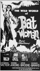The Wild World of Batwoman - Movie Poster (xs thumbnail)