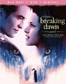 The Twilight Saga: Breaking Dawn - Part 1 - Blu-Ray movie cover (xs thumbnail)