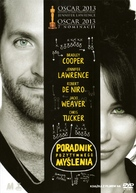 Silver Linings Playbook - Polish Movie Cover (xs thumbnail)