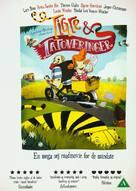 Tigre og tatoveringer - Danish Movie Cover (xs thumbnail)