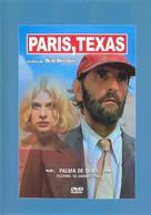 Paris, Texas - Portuguese Movie Cover (xs thumbnail)
