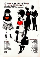 La française et l'amour - Polish Movie Poster (xs thumbnail)