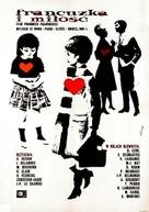 La française et l'amour - Polish Movie Poster (xs thumbnail)