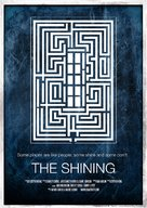 The Shining - Re-release poster (xs thumbnail)