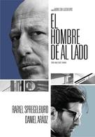 El hombre de al lado - Argentinian DVD cover (xs thumbnail)