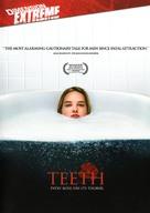 Teeth - DVD cover (xs thumbnail)