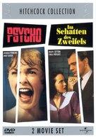 Psycho - German DVD cover (xs thumbnail)