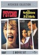 Psycho - German DVD movie cover (xs thumbnail)