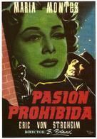 Portrait d'un assassin - Spanish Movie Poster (xs thumbnail)