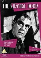 The Strange Door - British DVD movie cover (xs thumbnail)