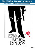 Barry Lyndon - Spanish DVD cover (xs thumbnail)