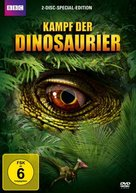 """""""The Truth About Killer Dinosaurs"""" - German DVD movie cover (xs thumbnail)"""