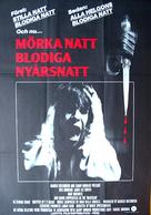 Terror Train - Swedish Movie Poster (xs thumbnail)