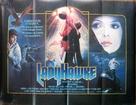 Ladyhawke - British Movie Poster (xs thumbnail)