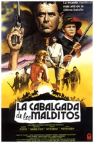 A Time for Killing - Spanish Movie Poster (xs thumbnail)