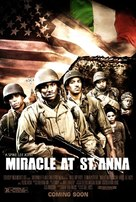 Miracle at St. Anna - Movie Poster (xs thumbnail)