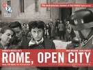 Roma, città aperta - British Re-release movie poster (xs thumbnail)
