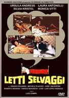 Letti selvaggi - Italian Movie Cover (xs thumbnail)