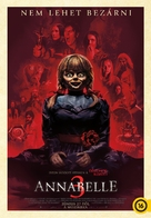 Annabelle Comes Home - Hungarian Movie Poster (xs thumbnail)