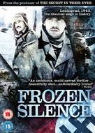 Silencio en la nieve - British DVD cover (xs thumbnail)