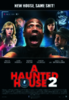 A Haunted House 2 - Dutch Movie Poster (xs thumbnail)