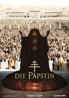 Die Päpstin - German Movie Poster (xs thumbnail)