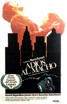 Ciao maschio - Spanish Movie Poster (xs thumbnail)