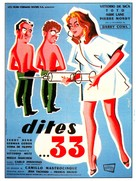 Totò, Vittorio e la dottoressa - French Movie Poster (xs thumbnail)