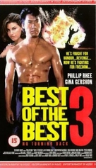 Best of the Best 3: No Turning Back - British Movie Cover (xs thumbnail)
