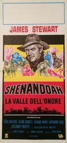 Shenandoah - Italian Movie Poster (xs thumbnail)