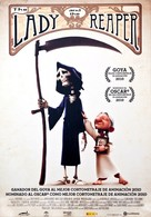 La dama y la muerte - Spanish Movie Poster (xs thumbnail)