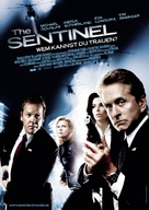 The Sentinel - German Movie Poster (xs thumbnail)