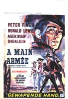 Robbery Under Arms - Belgian Movie Poster (xs thumbnail)