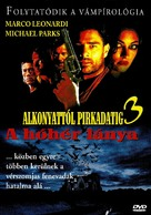 From Dusk Till Dawn 3: The Hangman's Daughter - Hungarian DVD cover (xs thumbnail)