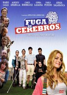 Fuga de cerebros - Spanish DVD cover (xs thumbnail)