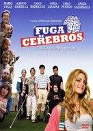 Fuga de cerebros - Spanish DVD movie cover (xs thumbnail)
