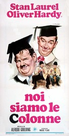 A Chump at Oxford - Italian Theatrical poster (xs thumbnail)