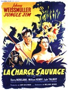 Fury of the Congo - French Movie Poster (xs thumbnail)