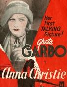 Anna Christie - poster (xs thumbnail)