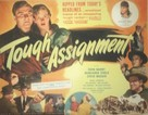 Tough Assignment - British Movie Poster (xs thumbnail)
