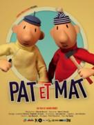 """Pat & Mat"" - Belgian Movie Poster (xs thumbnail)"