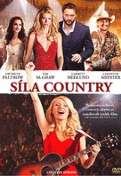 Country Strong - Czech DVD cover (xs thumbnail)