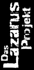 The Lazarus Project - German Logo (xs thumbnail)