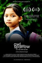 Owl and the Sparrow - Vietnamese Movie Poster (xs thumbnail)