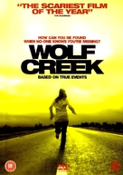 Wolf Creek - British Movie Cover (xs thumbnail)