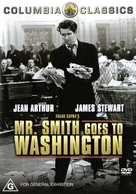 Mr. Smith Goes to Washington - Australian Movie Cover (xs thumbnail)
